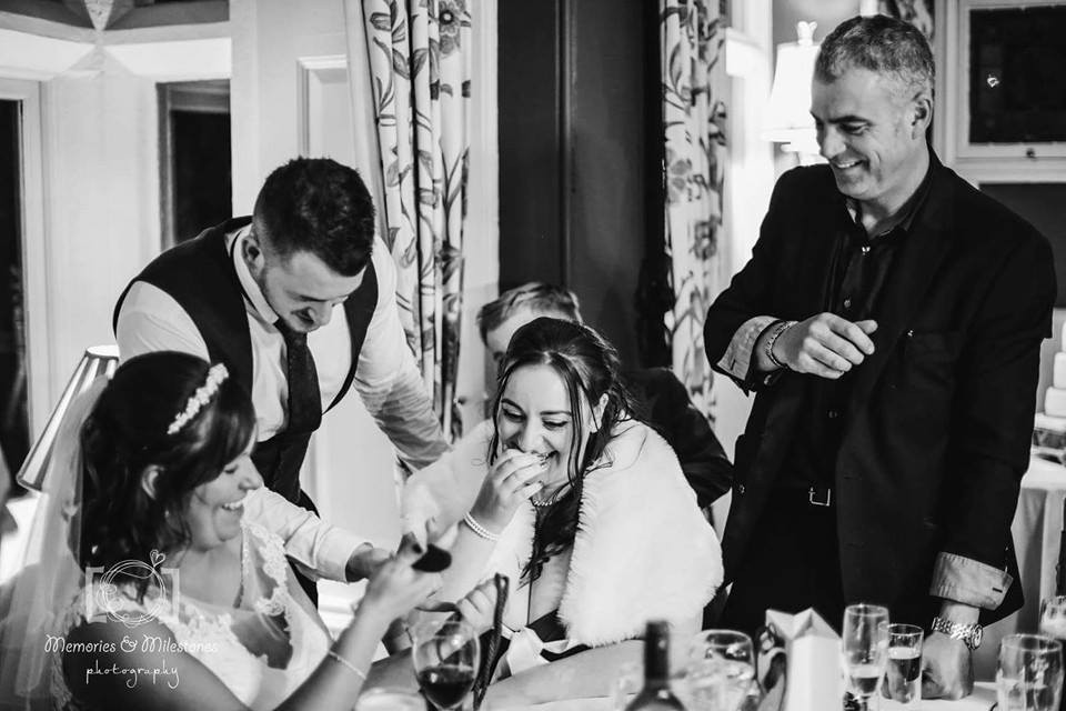 Wedding Entertainment in Torquay