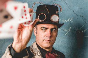 wedding magician torquay